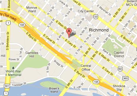 6 South 5th Street, Richmond, VA 23219